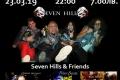 Seven Hills и Приятели в Адамс