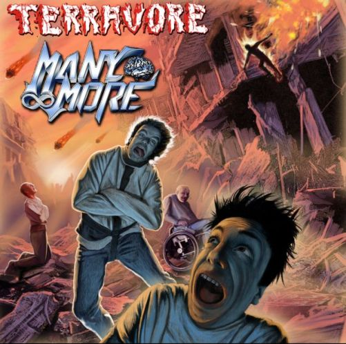 Traaravore & Many More - Mental Amputation