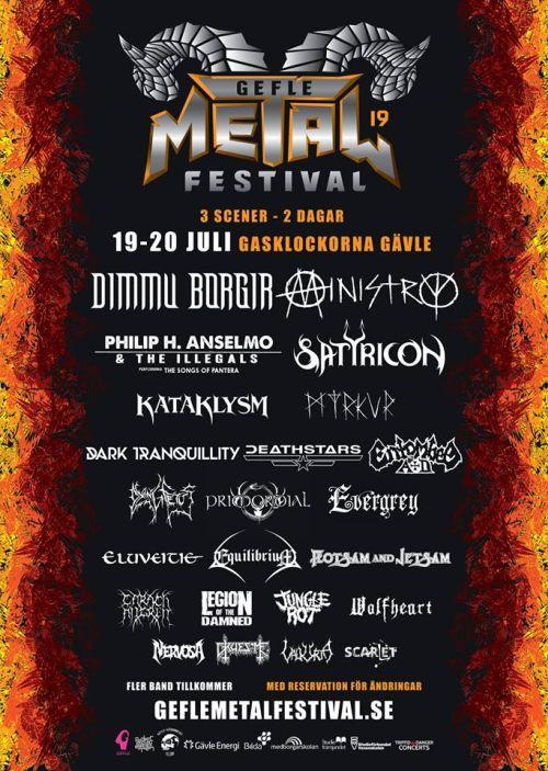 Gefle Metal Fest 2019
