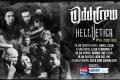Odd Crew и Hellvetica със съвместно турне