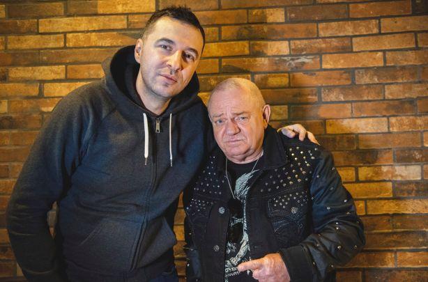Васко Катинчаров и Udo Dirkschneider - U.D.O.