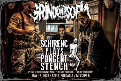 Schirenc Plays Pungent Stench в София