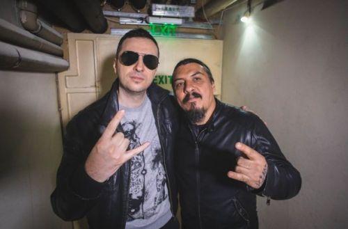 Васко Катинчаров и Alex Camargo - Krisiun