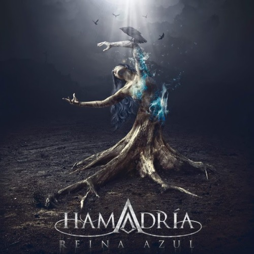 Hamadría - Reina Azul