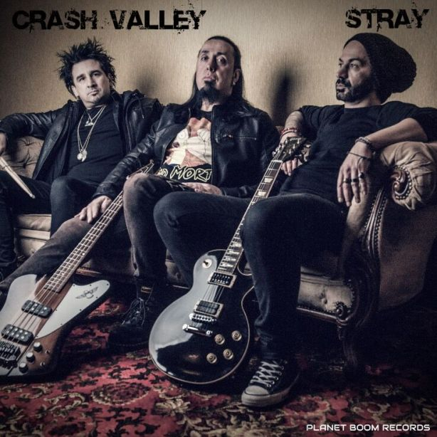 Crash Valley - Stray
