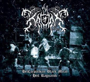 Kroda - Live Under Hexenhammer: Heil Ragnarok
