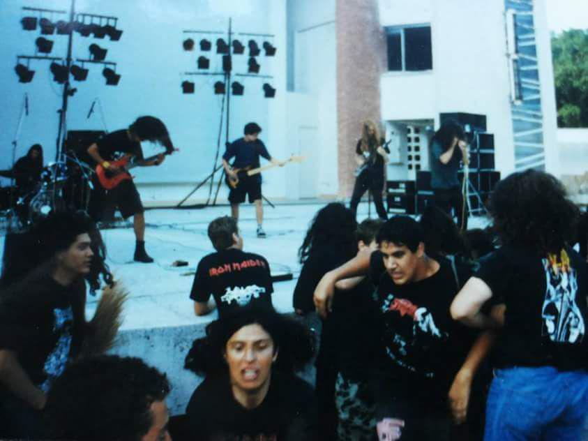 Hyperborea откриха фестивала The Other Side в Приморско