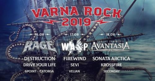 Varna Rock 2019