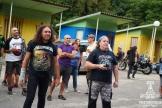 Rock Thrahsler зорко следи участниците на фестивала