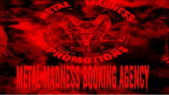 Metal Madness Booking Agency