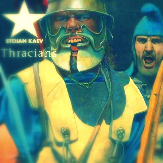 Stoian Kaev - Thracians