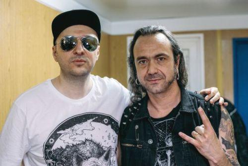 Васко Катинчаров и Fernando Ribeiro - Moonspell
