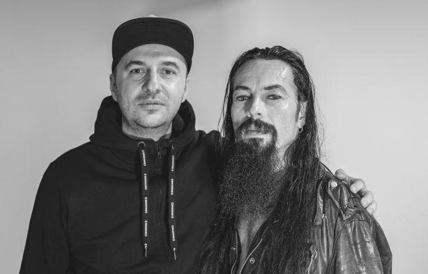 Васко Катинчаров и Frost - Satyricon