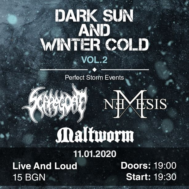 Dark Sun And Winter Cold vol. 2