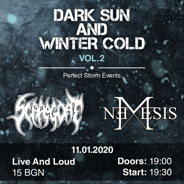 Dark Sun and Winter Cold 2020