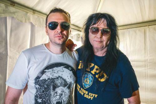 Васко Катинчаров и Blackie Lawless - W.A.S.P.
