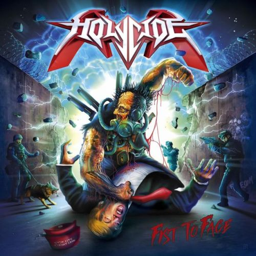 news_Holycide - Fist to Face