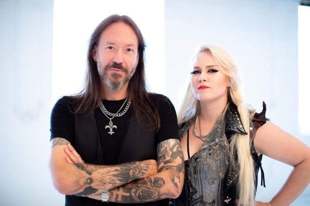 Joacim Cans & Noora Louhimo