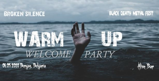 Warm Up Welcome Party