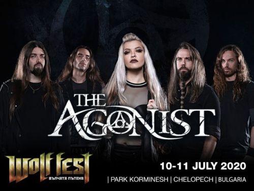 The Agonist идват на Wolf Fest – Вълчата пътека 2020
