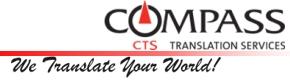 Компас - преводачески услуги