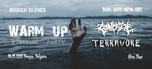 Broken Silence Warm Up Party