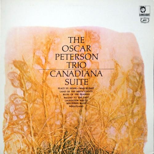 Oscar Peterson Trio - Canadiana Suite