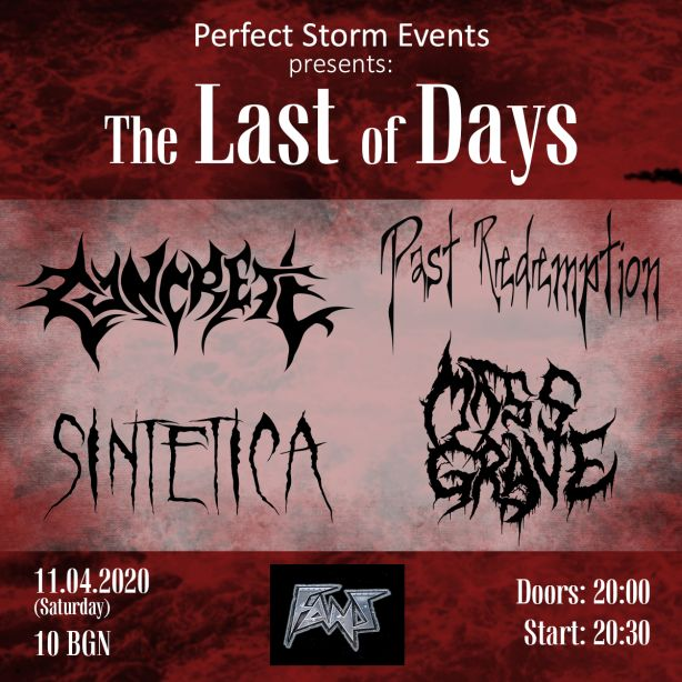 The Last Of Days vol. 2