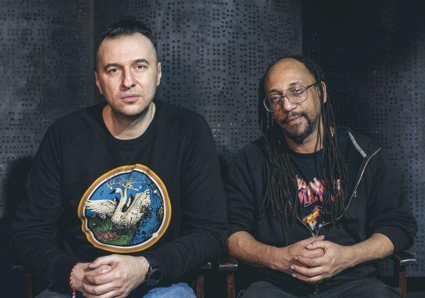 Васко Катинчаров и Terrance Hobbs - Suffocation