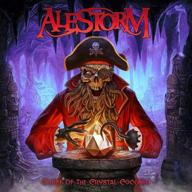Alestorm - Curse of the Crystal Coconut