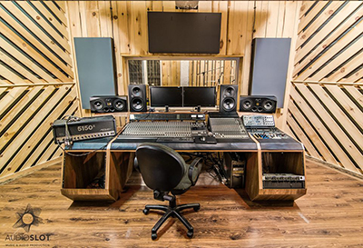 Audioslot Studio