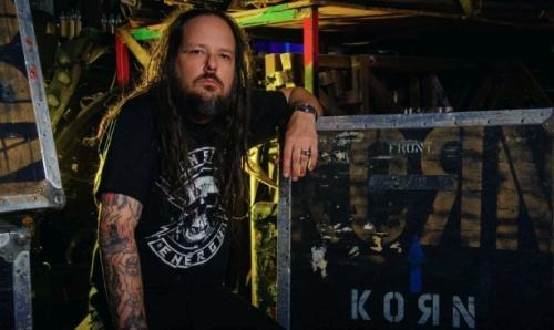 Jonathan Davis - Korn