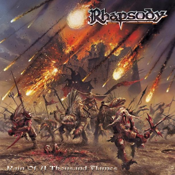 Rhapsody - Rain of a Thousand Flames
