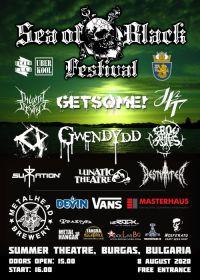 Sea Of Black Festival 2020