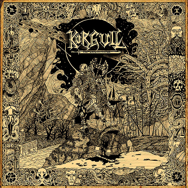 Körgull The Exterminator - Sharpen Your Spikes