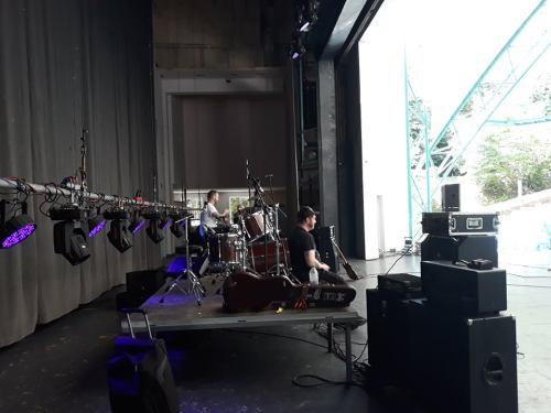 Schirenc Plays Pungent Stench; снимка: Албена Цолова-Бета