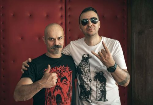 Васко Катинчаров и Martin Schirenc - Pungent Stench