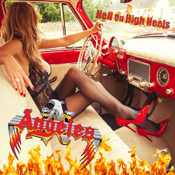Angeles - Hell On High Heels