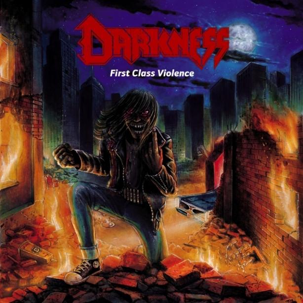 Darkness - First Class Violence