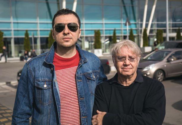 Васко Катинчаров и Ian Paice - Deep Purple