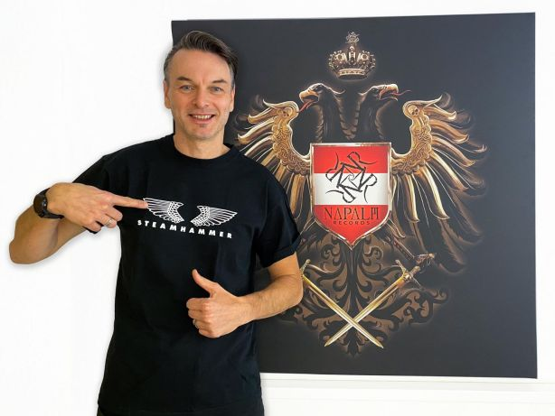 Napalm Records CEO Markus Riedler