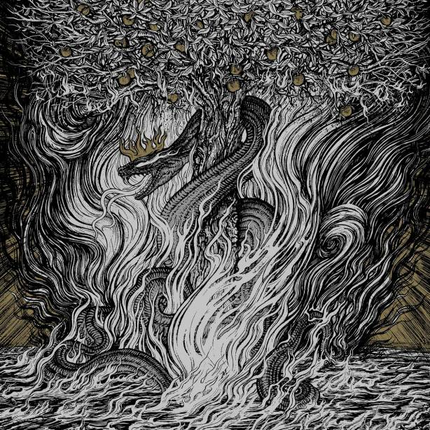 Deus Mortem - The Fiery Blood