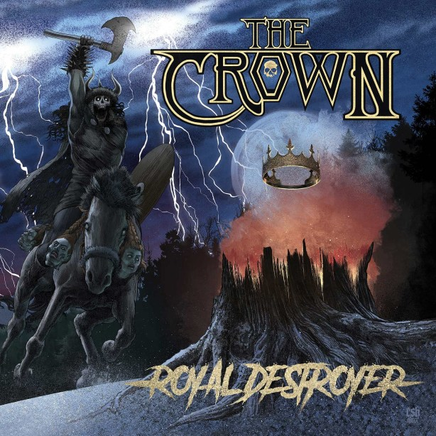 The Crown - Royal Destroyer