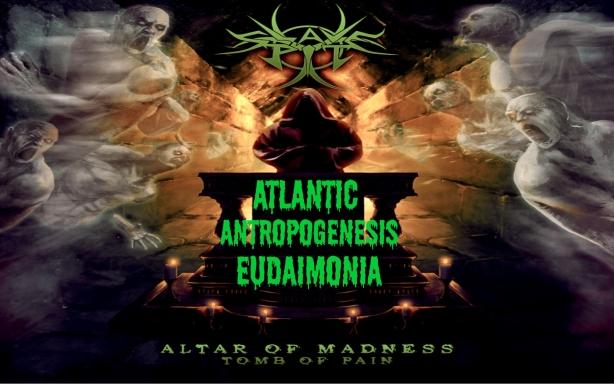 Концерт на Slave Pit и Атлантик в Адамс