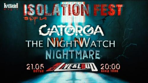 Isolation Fest 2021