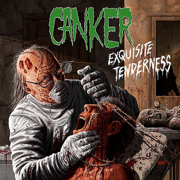 Canker - Exquisite Tenderness