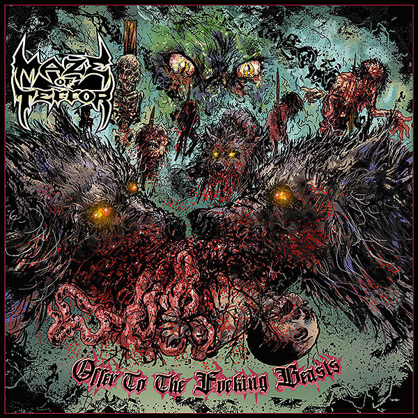Maze Of Terror - Offer to the Fucking Beasts