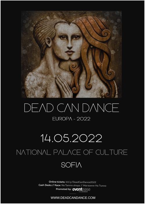 Dead Can Dance Sofia 2022