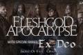 Концерт на Fleshgod Apocalypse и Ex Deo в София